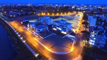 Soleis Lignano night vision